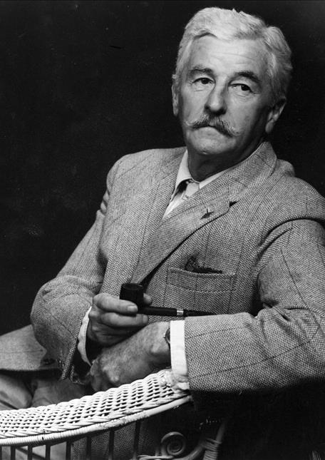 MONTRA: WILLIAM FAULKNER