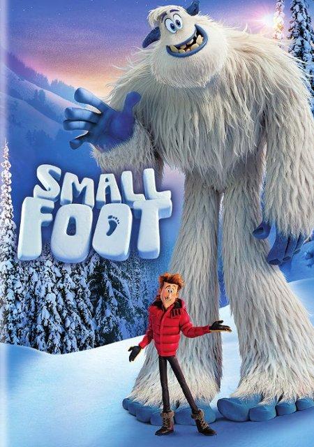 Smallfoot: uma aventura gelada