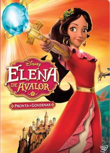 Elena de Avalor: pronta a governar