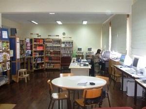 Biblioteca Escolar Prof. Manuel Canito
