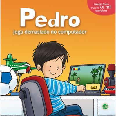 Pedro joga demasiado no computador