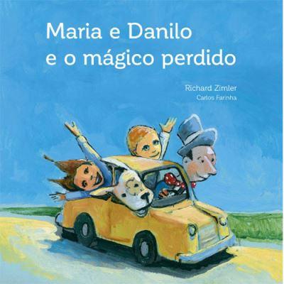 Maria e Danilo e o Mágico Perdido